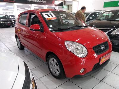 Kia Picanto Ex 1.0 Aut. Completo Ac Troca/financio