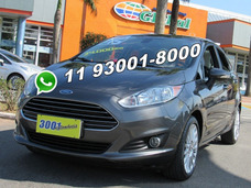 Ford Fiesta 1.6 Titanium Plus Sedan 16v