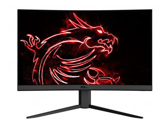 Monitor Gamer Curvo Msi Optix 24 G24c4 1ms 144hz Mexx