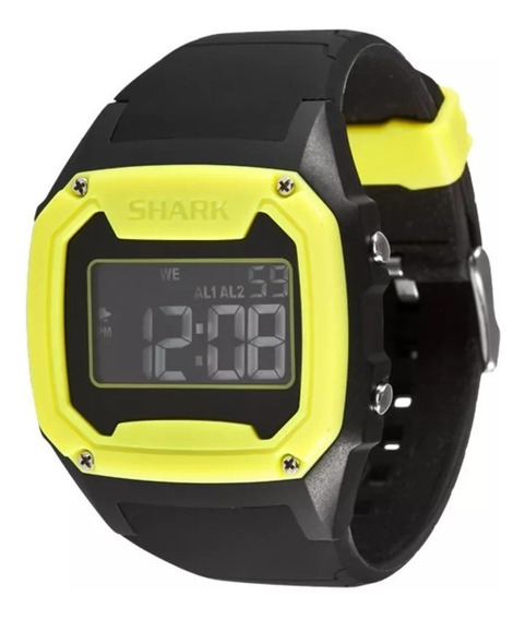Relógio Freestyle Killer Shark - Preto/amarelo