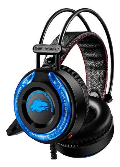 Headset Fone Ouvido Gamer X20 Ps3 Ps4 Xbox Computador Stereo