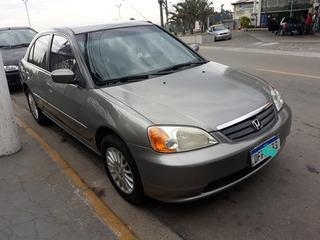 Honda Civic Lx Automático Lxl