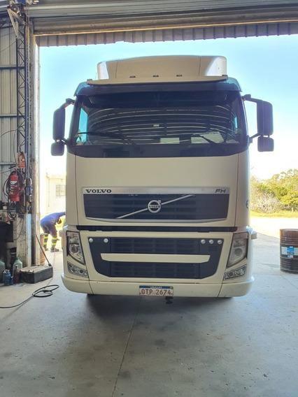 Volvo Fh 400 Tractor 6x2 Año 2012