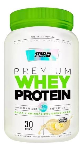 Proteina Premium Whey Protein Star Nutrition 1kg - Envios!