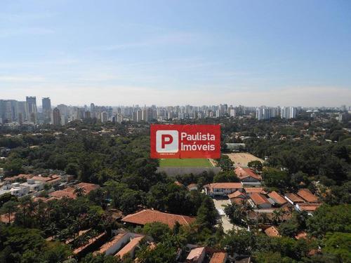 Cobertura Para Alugar, 397 M² Por R$ 13.900,00/mês - Granja Julieta - São Paulo/sp - Co0709