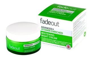 Crema Blanqueadora Facial De Noche Fade Out + Vitaminas