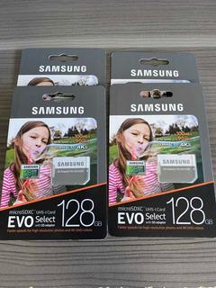 Samsung Evo Micro Sdxc Mb-me128ga/am