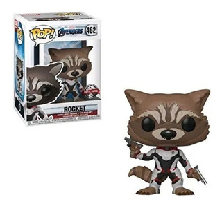 Funko Pop Avengers Endgame Rocket #462 Original