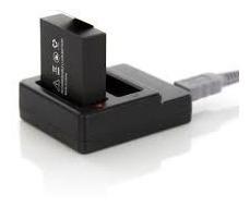 Carregador De Bateria + 2 Baterias Extra Xtrax Evo