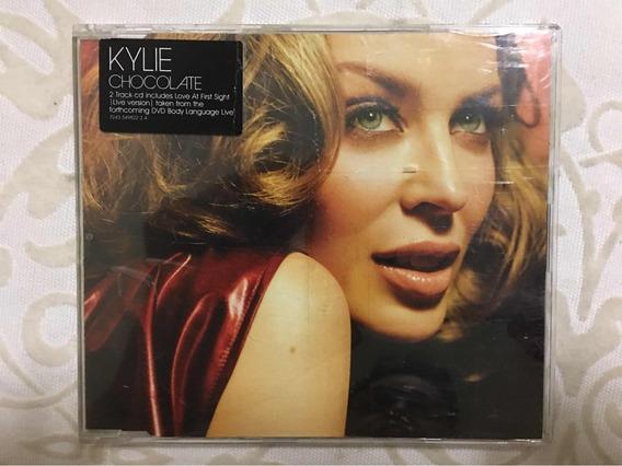 Cd Single Kylie Minogue Chocolate Uk