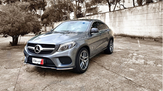 Mercedes Benz Gle400 Highway Coupe