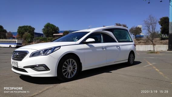 Hyundai Sonata 2.0 At Carroza Funebre