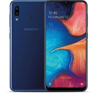 Celular Samsung Galaxy A20 32gb 3gb Ram Dual Sim Dual Camara