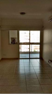 Apartamento Residencial Para Locação, Campo Grande, Santos. - Ap2491