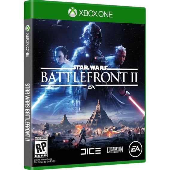 Star Wars Battlefront Ii Xbox One Midia Física.