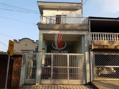 Casa Térrea Para Locação No Bairro Vila Regente Feijó - 4012