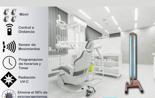 Lampara Germicida De Luz Ultravioleta (uv)