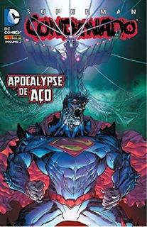 Hq Superman Condenado Apocalipse De Aço Volume 2