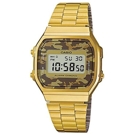 Casio Collection Unisex Adultos Reloj A168wegc-5ef