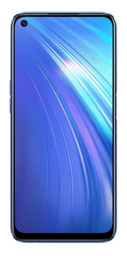 Celular Smartphone Realme 6 128gb Azul - Dual Chip
