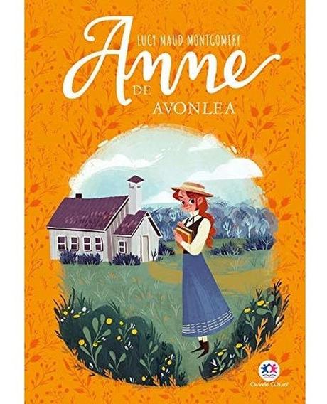 Livro - Anne De Avonlea, Da Série Anne De Green Gables