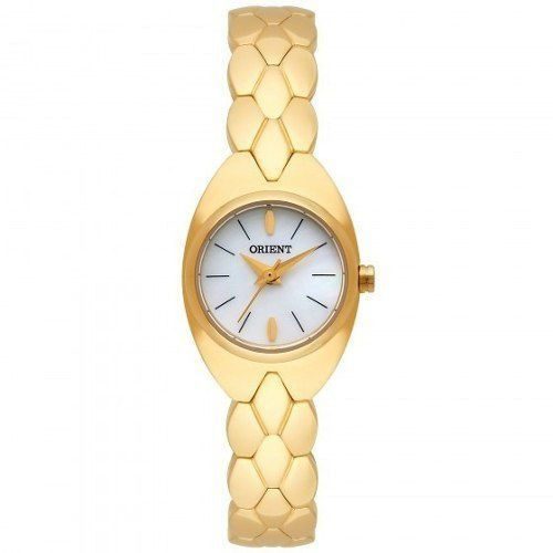 Relógio Orient Feminino Fgss0087 B1kx Original Dourado