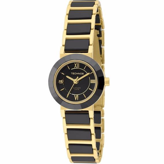 Relógio Technos Ceramic Feminino 2035lwf/4p