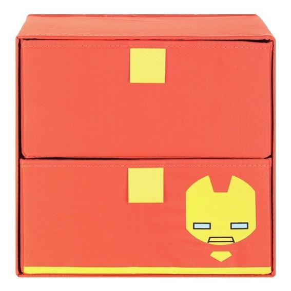 Organizador Com Gaveta Miniso Marvel - Homem De Ferro