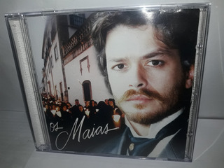 Cd Novela Os Maias 2000 Nacional