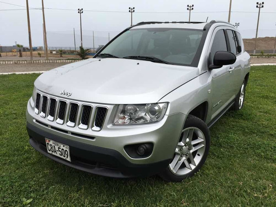 Jeep Compass 4x4 Limited Full