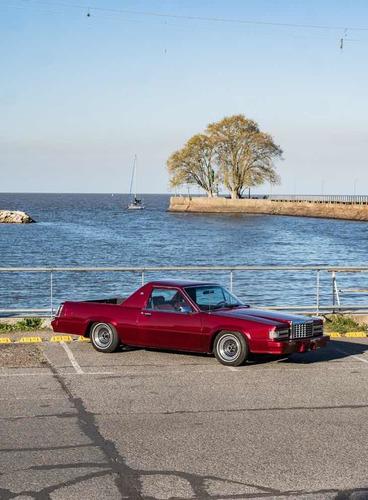 Ford Thunderbird Custom Pick Up 1981 Tomas Bord