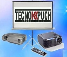 Servicio Mantenimiento Alquiler Proyector Video Beam
