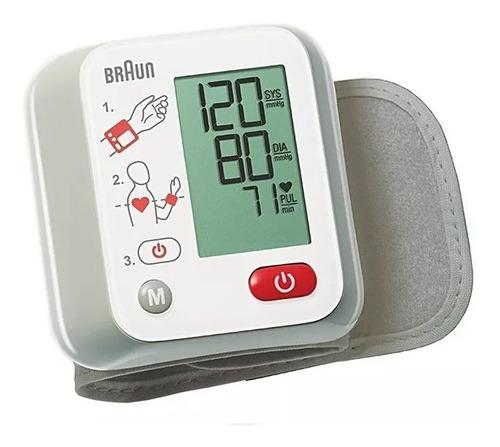 Imagen 1 de 3 de Tensiómetro digital de muñeca automático Braun BPW200