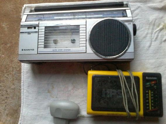 Lote 2 Rádios (no Estado )
