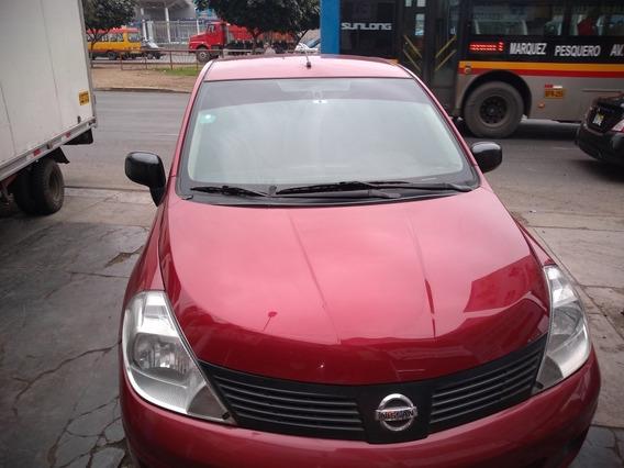 Nissan Tiida Hr16 / 2014