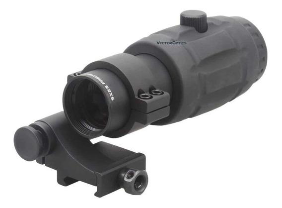 Magnifier Monoculo Rubber 5x De Zoom