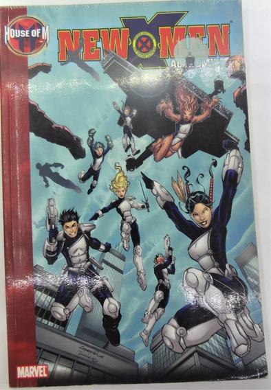 Marvel House Of M New X-men Academy X Ingles Casa De M