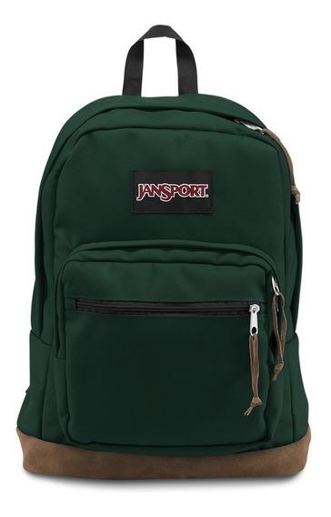 Jansport Mochila Right Pack Verde