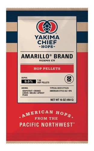 Lupulo Yakima Chief Amarillo T90 X 454 Gr Cosecha 2019