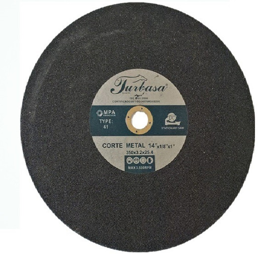 Disco Corte Para Metal De 14 Con 1 Malla Turbasa 1 Pza