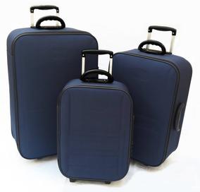 5f6a563cf9 Jogo Mala Samsonite - Bagagem e Acessórios de Viagem Malas Azul ...