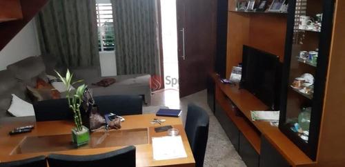 Sobrado Com 2 Dormitórios À Venda, 180 M² - Tatuapé - São Paulo/sp - Ta6008