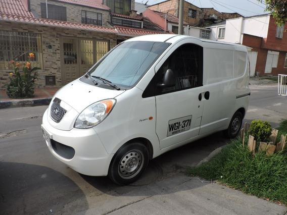 Chery Van Cargo 2014