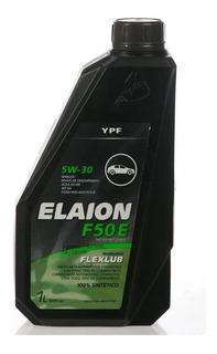 Aceite Ypf Elaion F50e 5w30 1lts 100% Sintético