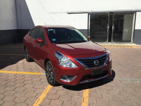 Nissan Versa 1.6 Exclusive At 2016
