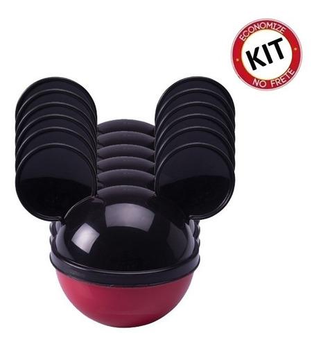Imagem 1 de 3 de 21 Porta Mix Mickey - Lembrancinha De Festa Infantil