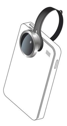 Imagen 1 de 8 de Lente Microcase Fisheyeclip Ojo De Pez Para Celu O Tablet