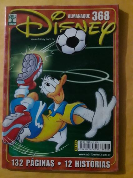 Almanaque Disney 368