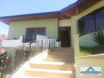 Casa Residencial À Venda, Residencial Santa Helena, Caçapava. - Ca1617