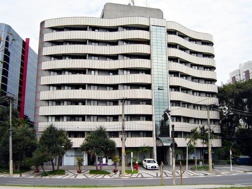 Flat Alto Padrão Em Pinheiros 2 Dts - Sf26036
